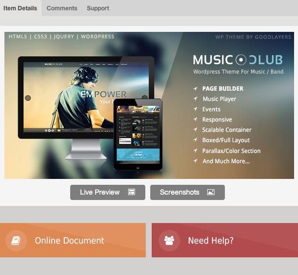 Las mejores opciones para la web de tu proyecto musical